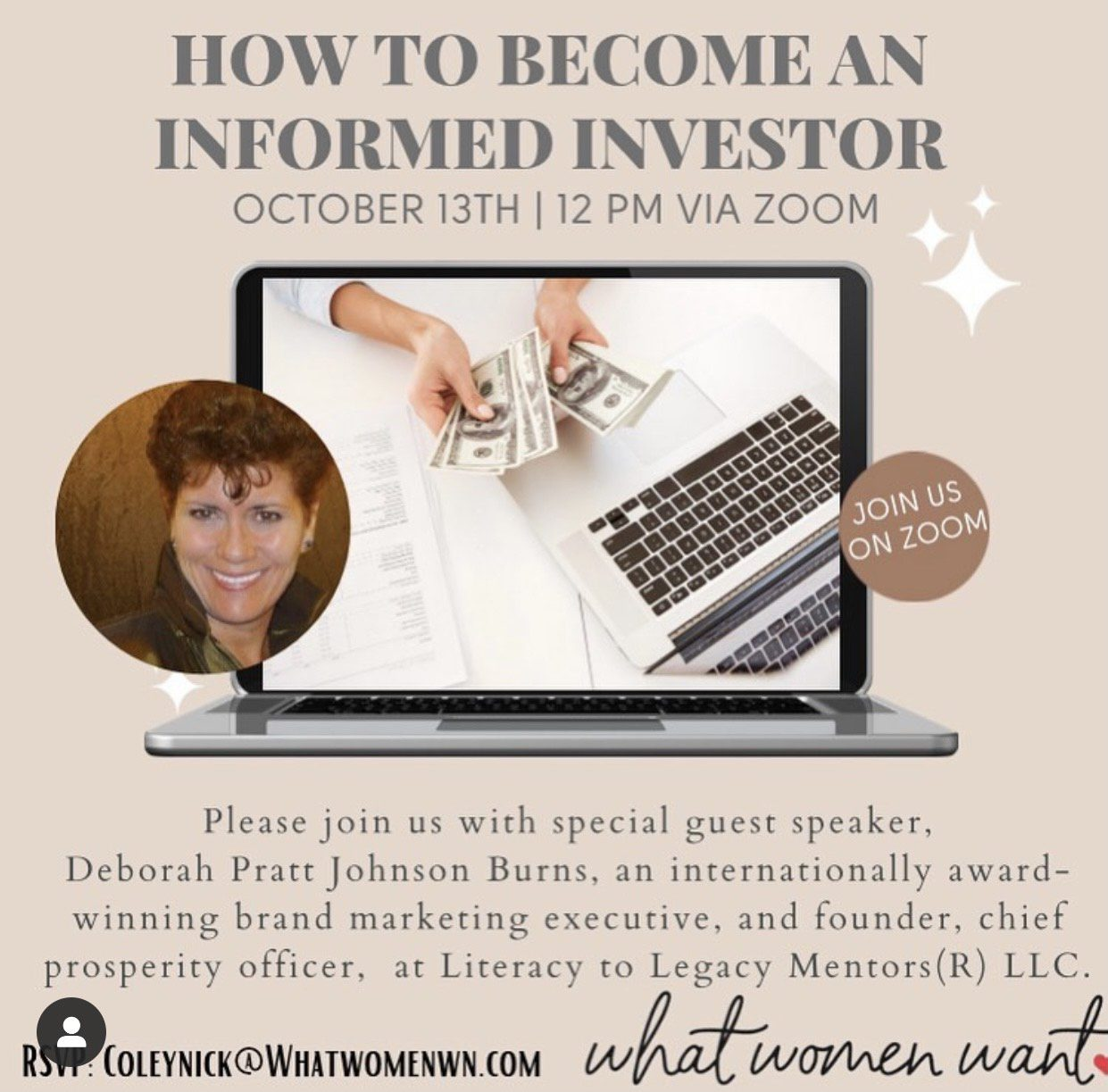 How To Become An Informed Investor
